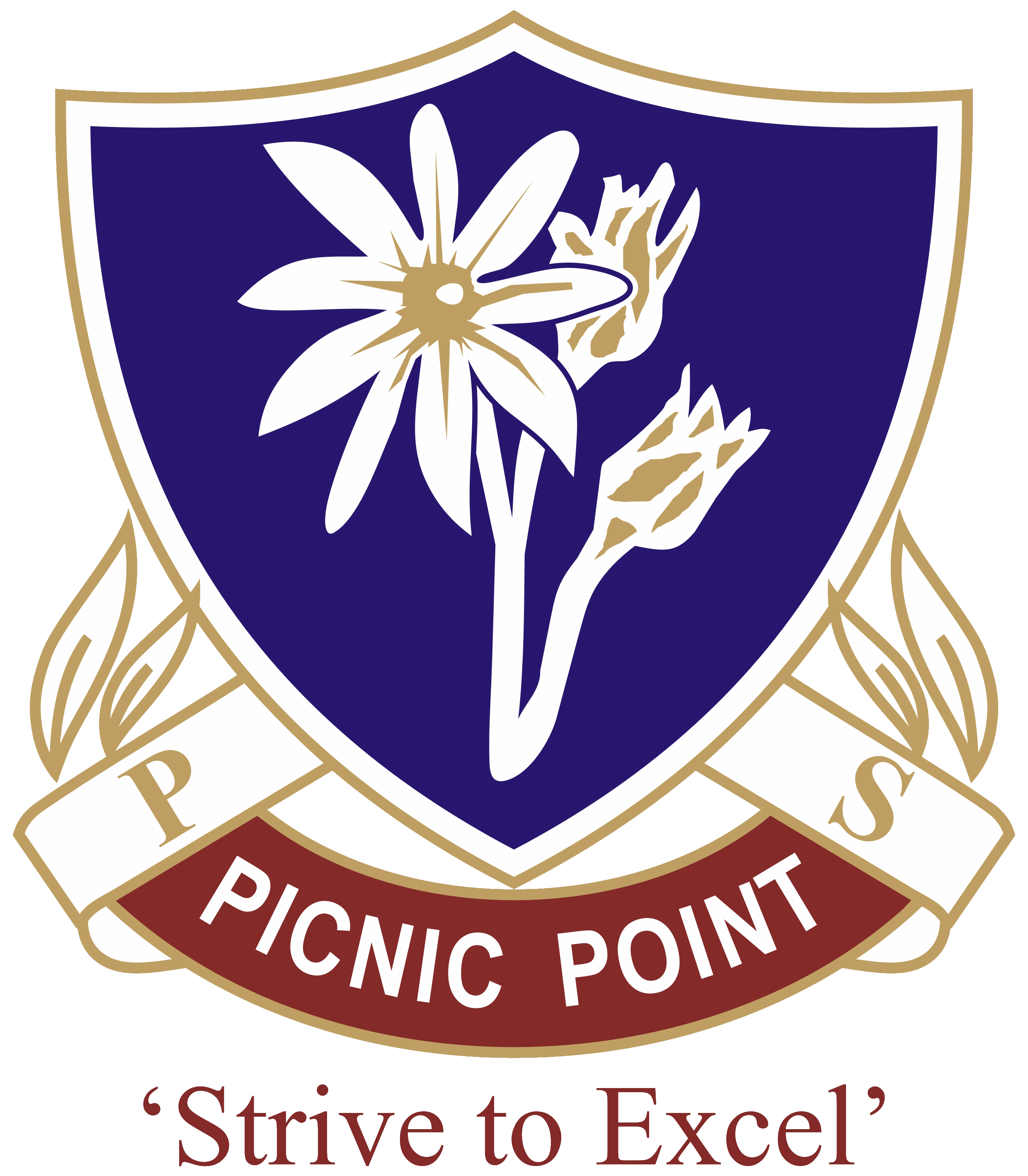 Picnic Point Public School logo